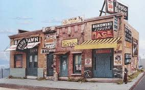 Downtown Deco N Scale - Addams Avenue Part One - Kit