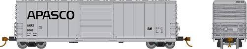 Rapido 139010-F HO Scale - Evans X72A Box car: APASCO - GE Leasing - Single Car #6150