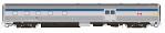 Rapido 114017 HO Scale - Budd Baggage-Dorm Canada Scheme - VIA Rail #8604