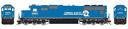 Athearn Genesis 70505 HO - SD70, DCC Ready - NS/Ex CR Patch #2580