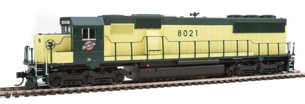 WalthersMainline 19753 HO EMD SD60 Spartan Cab -DCC & Sound -  Chicago & North Western #8052