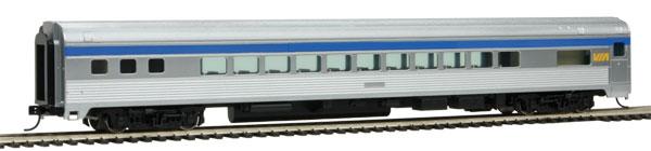 Walther's MainLine HO 30205 85' Budd Small-Window Coach  - Ready to Run - Via Rail Canada