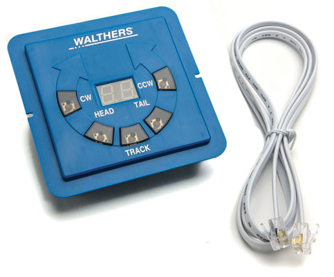 Walthers 2320 HO Cornerstone Turntable Control Box