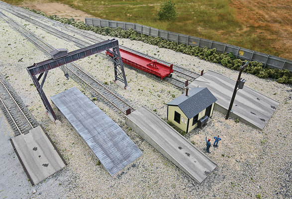 Walthers Valley Cement : Otter valley railroad model trains aylmer ontario