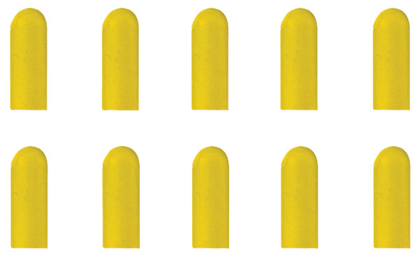 Walthers 4148 HO SceneMaster - Safety and Security Posts pkg(20)