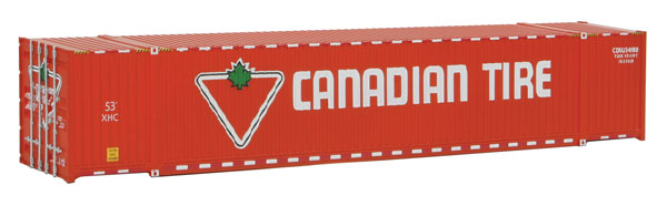 Walthers 8514 HO SceneMaster 53' Singamas Corrugated-Side Container - Ready to Run - Canadian Tire