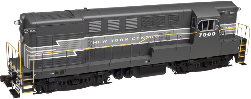 Atlas Model Railroad HO 10 001 629 Master Line Fairbanks-Morse FM - H16-44 ESU DCC & LokSound New York Central NYC #7003
