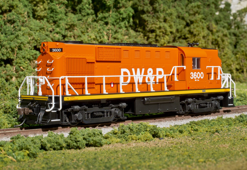 Atlas 10002157 HO Alco RS11 with LokSound  DCC - Master Gold Duluth, Winnipeg and Pacific Cab 3600
