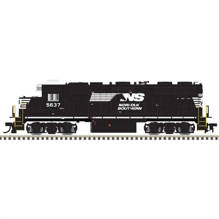 Atlas 10003243 HO GP38 Gold Series  with Sound Norfolk Southern #5637