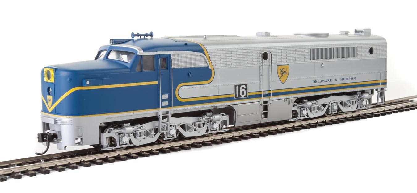 Walthers Mainline 10089 HO Scale - Alco PA - DCC Ready - Delaware & Hudson #16