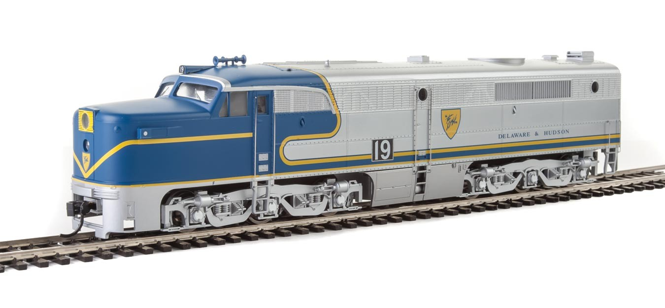 Walthers Mainline 10090 HO Scale - Alco PA - DCC Ready - Delaware & Hudson #19