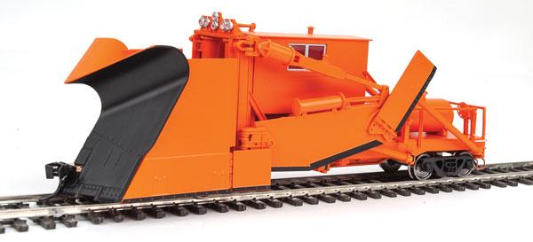 Walthers Proto 110115 HO Jordan Spreader Maintenance of Way (orange)