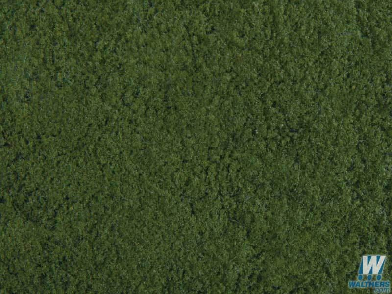 Walthers SceneMaster 1221 All Scale - Tear and Plant Bushes - Dark Green