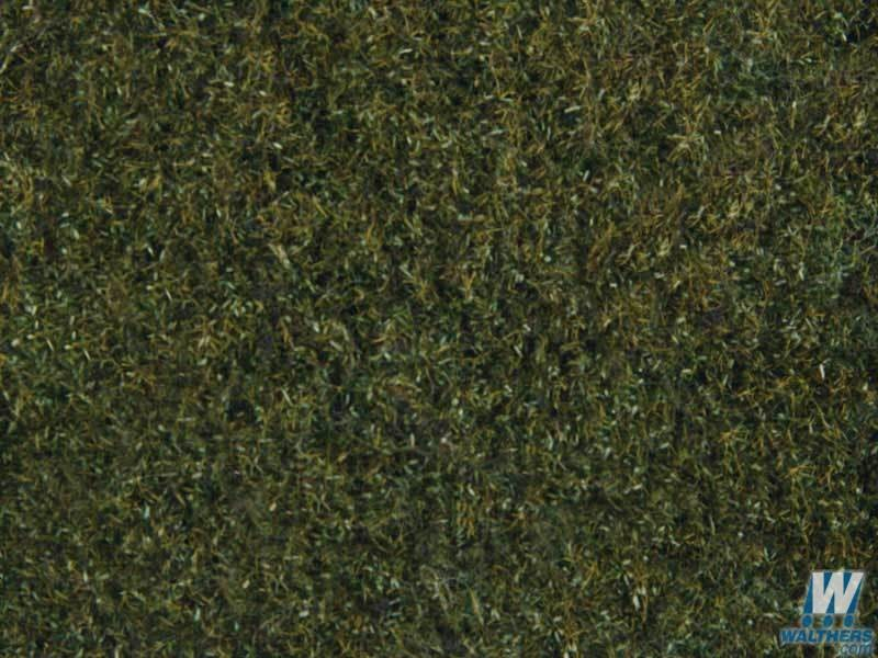 Walthers SceneMaster 1225 All Scale - Tear and Plant Meadow Grass - Dark Green