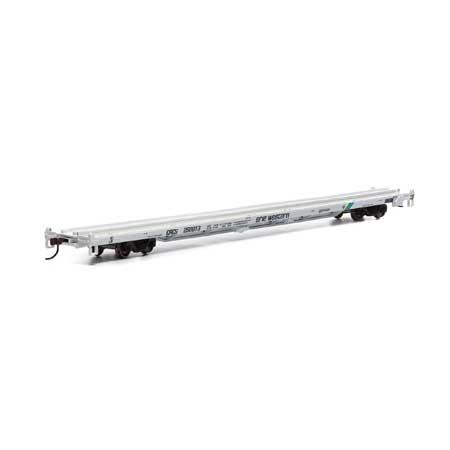 Athearn RTR 27614 HO Scale - 85Ft Flat Car - EW #250007