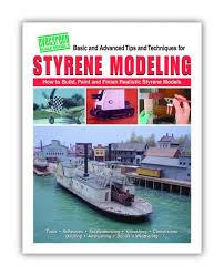 Evergreen Scale Models 14 - How To Book - Styrene Modeling