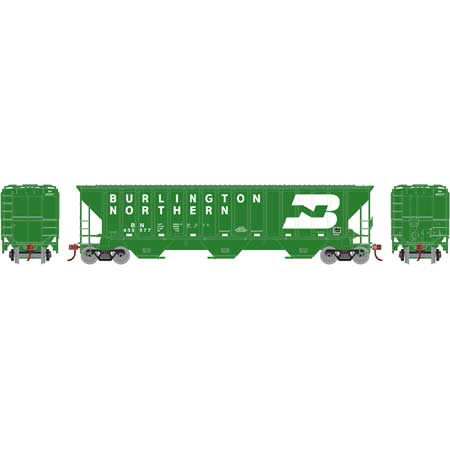 Athearn 18763 - HO RTR PS 4740 Covered Hopper, BN/Late 455577
