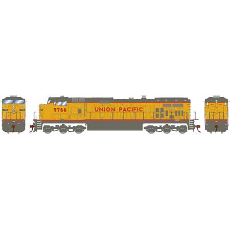Athearn Roundhouse 78051 HO  Dash 9-44CW DCC Ready UP/Nose Shield No9766