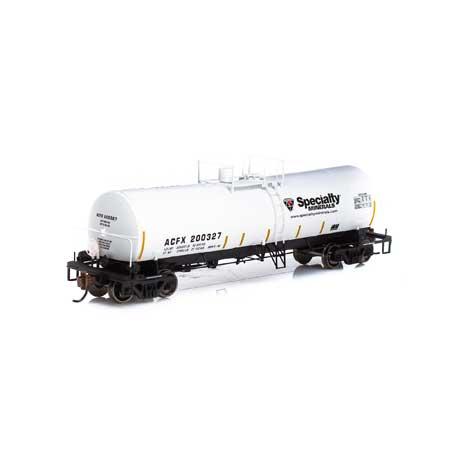 Athearn 16676 RTR HO - 16K Gallon Tank Car - ACFX/Specialty #200338