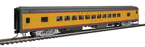 Walthers Proto 18506 - HO 85ft ACF 44-Seat Coach w/lights - Union Pacific (City of Salina) #5486