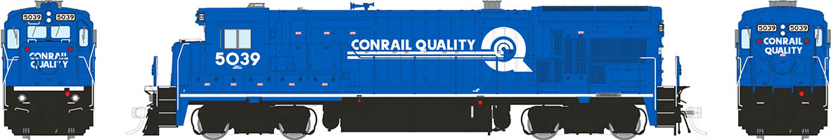 Rapido 18565 - HO B36-7 - DCC & Sound - Conrail Quality #5039