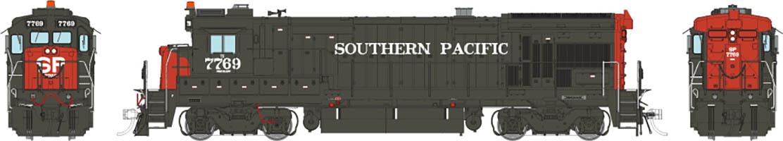 Rapido 18569 - HO B36-7 - DCC & Sound - Southern Pacific #7759