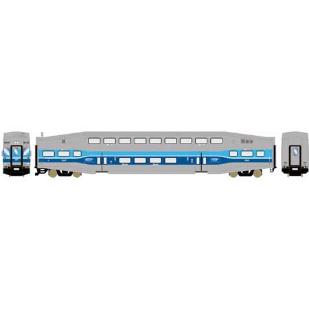 Athearn RTR 25965 HO Scale - Bombardier Cab - AMTL #2002