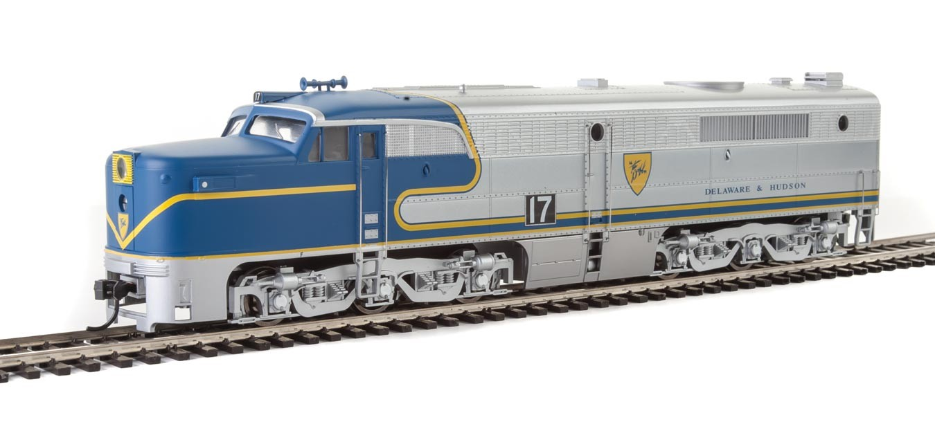 Walthers Mainline 20093 HO Scale - Alco PA - DCC & Sound - Delaware & Hudson #17