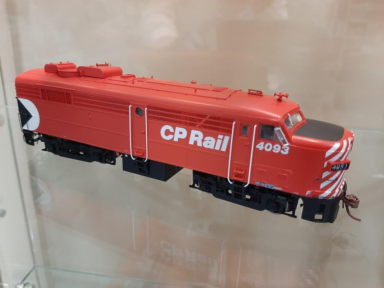Rapido 21564 HO - DC/DCC/Sound - MLW FPA-2 Canadian Pacific (Multimark) #4094