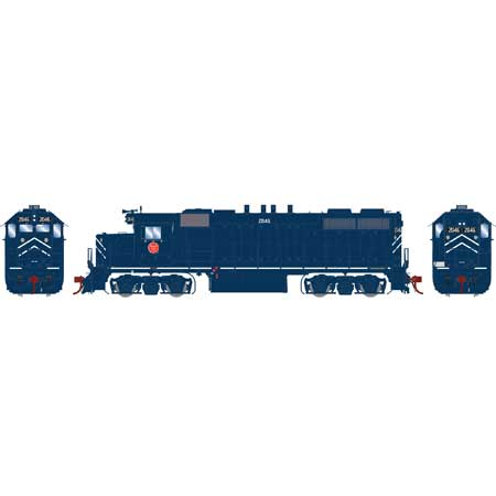 Athearn Genesis G68851 HO Scale - GP38-2 - DCC & Sound - Missouri Pacific #2046