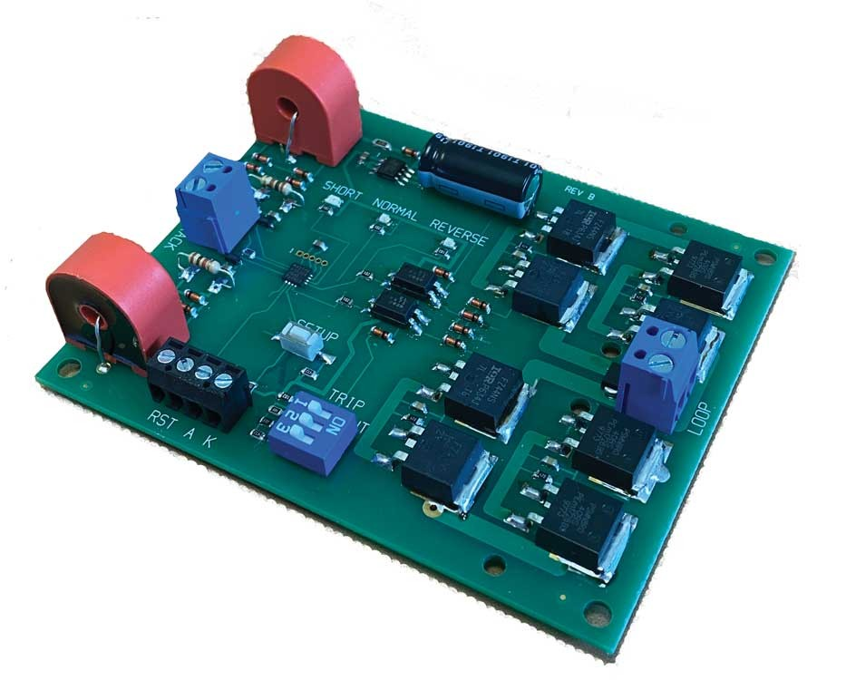 NCE 233 AR10 All Scale - DCC Auto Reverse Module - Suitable for 1 to 10amp DCC Systems