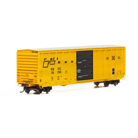Athearn RTR 15892 HO Scale - 50Ft PS 5277 Box - RBOX/Late #35457