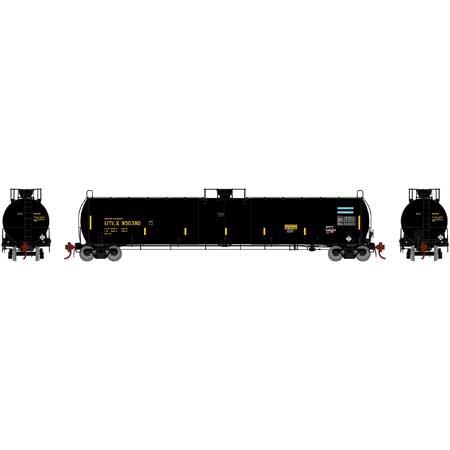 Athearn G25651 - HO RTR 33,900 Gallon LPG Tank/ Early - UTLX #950380