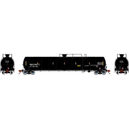 Athearn G25660 - HO RTR 33,900 Gallon LPG Tank/ Late - TACX #1157