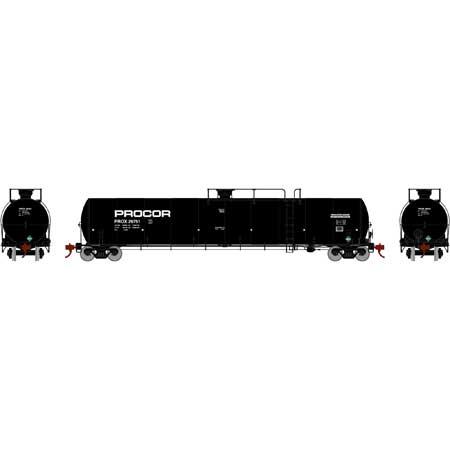 Athearn G25663 - HO RTR 33,900 Gallon LPG Tank/ Late - PROX #29751