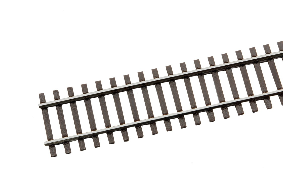 Walthers Track 83001 - Code 83 Nickel Silver Flex Track with Wood Ties - Each section: 36In 91.4cm pkg(5)