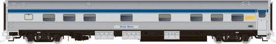 Rapido 119016 HO Scale - Budd Manor Sleeper Original Scheme - VIA Rail, Brock Manor #10310