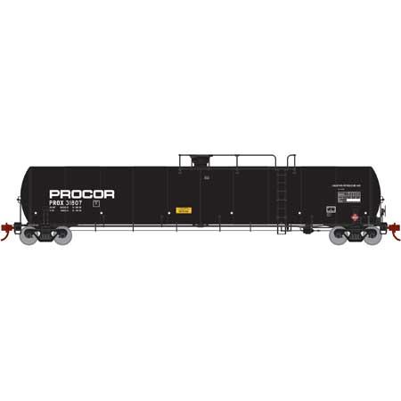 Athearn G25621 HO - RTR UTC 33,900 Gallon LPG Tank/Late - PROX #31807