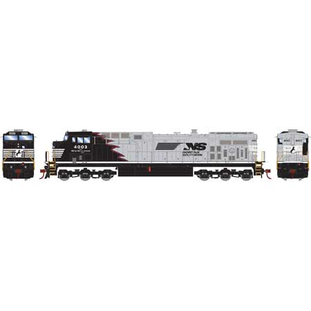 Athearn Roundhouse RND77704 HO - DCC Ready AC4400CW - Norfolk Southern #4003