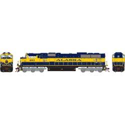 Athearn Genesis G64818 HO Scale - SD70MAC Diesel, DCC/ Ready - ARR #4013