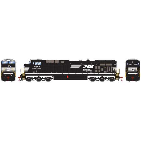 Athearn Roundhouse RND77707 HO - DCC Ready AC4400CW - Norfolk Southern #4059