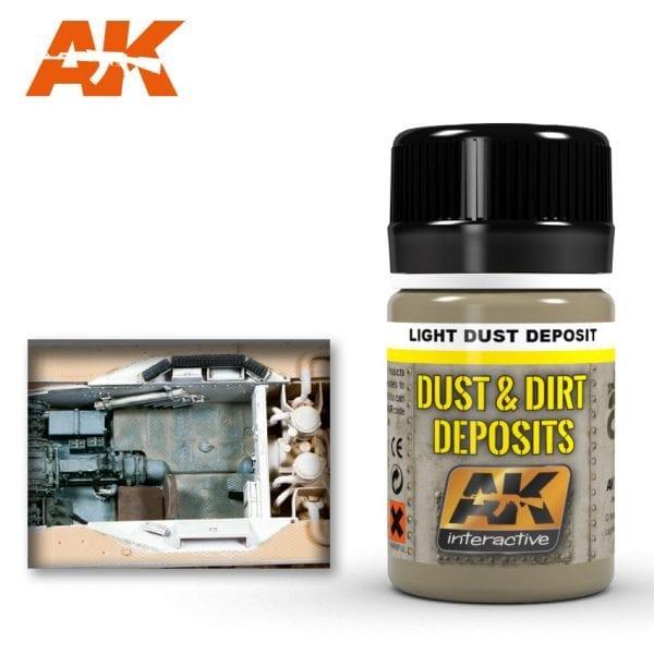 AK Interactive 4063 - Brown Earth Deposits