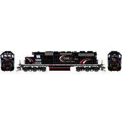 Athearn RTR 88642 - HO SD38 - DCC Ready - CanDo Rail Services #5202