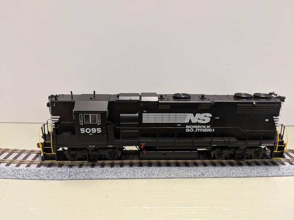 Athearn Genesis HO G65476 Norfolk Southern  NS GP38-2 No.5089 DCC/Tsunami2 sound
