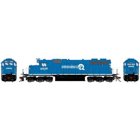 Athearn RTR 88643 - HO SD38 - DCC Ready - Conrail #6939