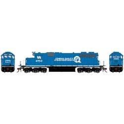 Athearn RTR 88944 - HO SD38 - DCC/Sound - Conrail #6953