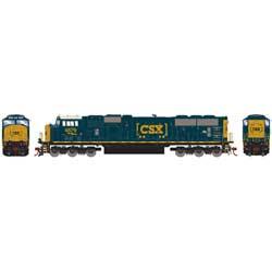 Athearn Genesis G64822 HO Scale - SD70MAC Diesel, DCC/ Ready - CSX #4579