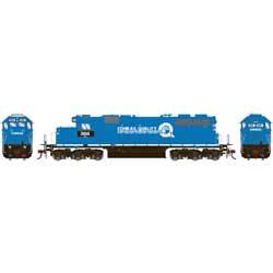 Athearn RTR 88946 - HO SD38 - DCC/Sound - Conrail (NS) #3818