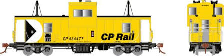 Rapido 110126 HO - CP Angus Van: Canadian Pacific (CP Rail) #434486