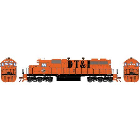Athearn RTR 88948 - HO SD38 - DCC/Sound - DT&I #251